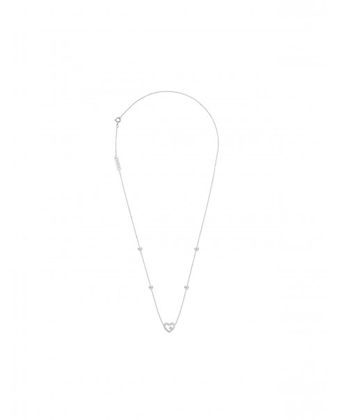 Classic Silver Necklace N°16
