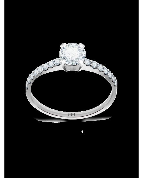 Promise Pierścionek Zaręczynowy N°12