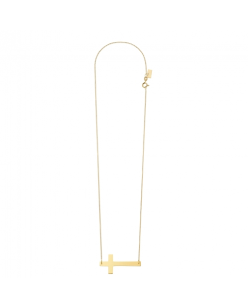 Classic Gold Necklace N°35