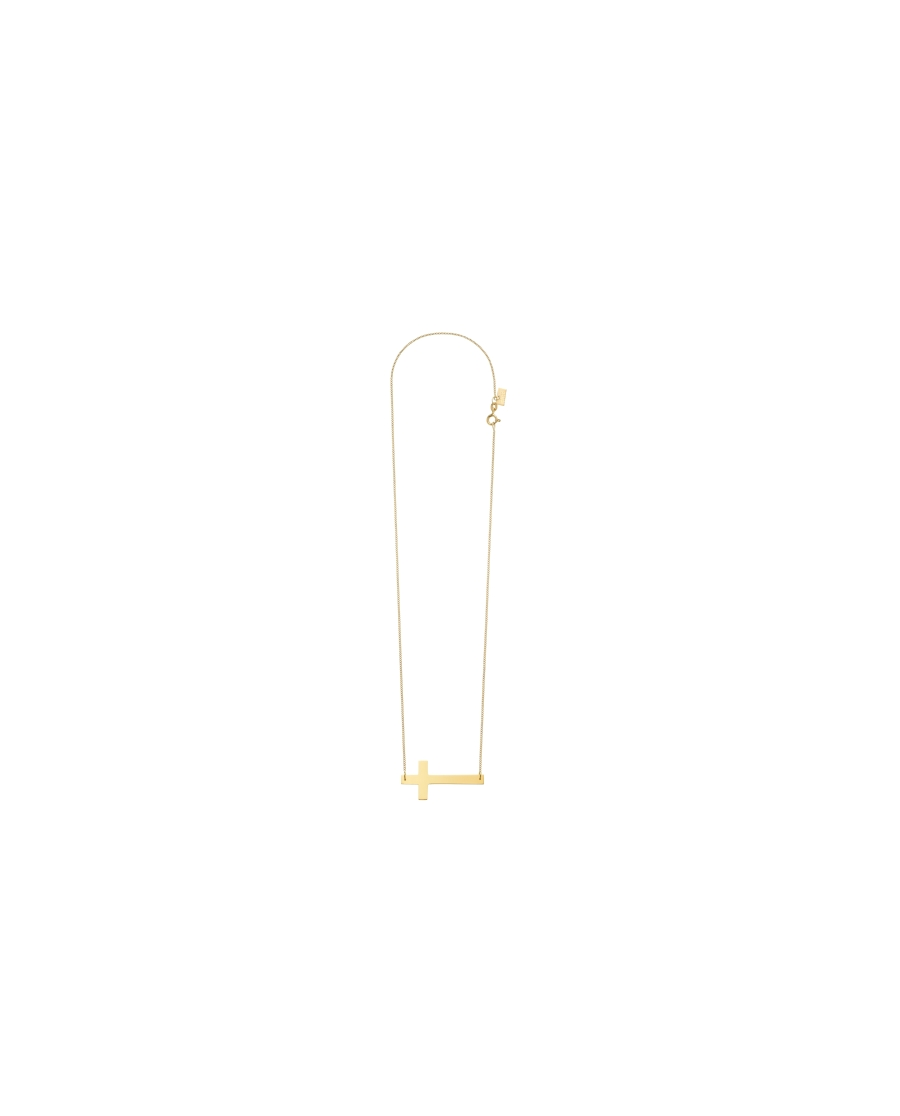 Classic Złoty Naszyjnik N° 23