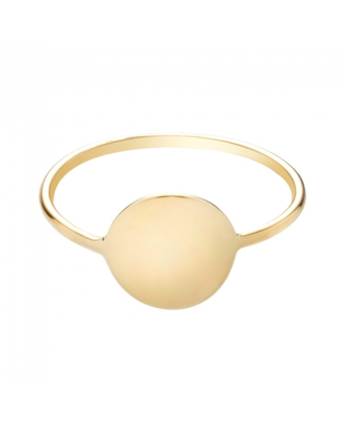 Classic Gold Ring N°39