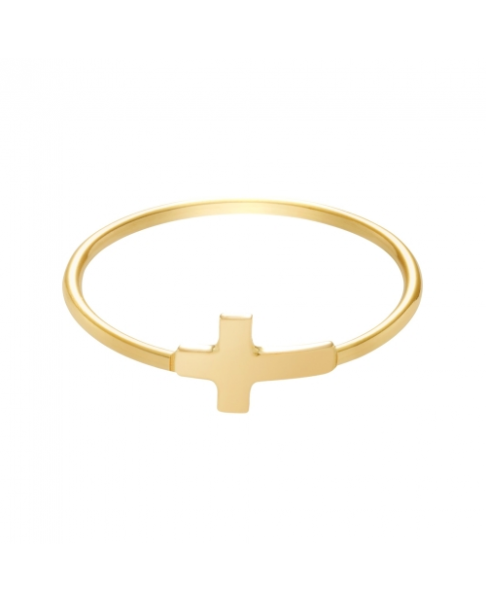 Classic Gold Ring N°40