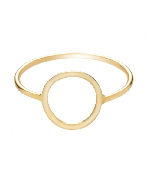 Classic Gold Ring N°41
