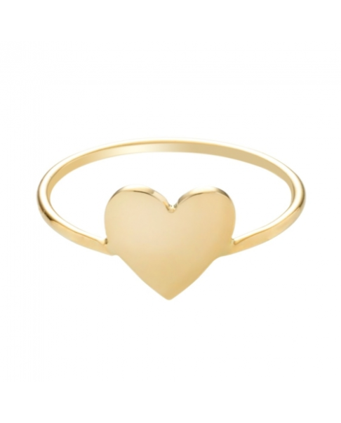 Classic Gold Ring N°42