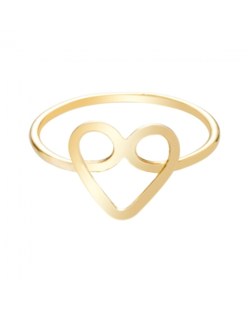 Classic Gold Ring N°44