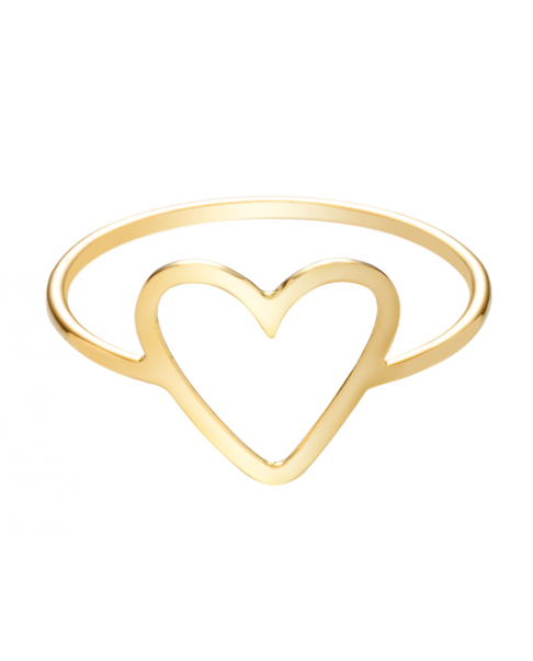 Classic Gold Ring N°70
