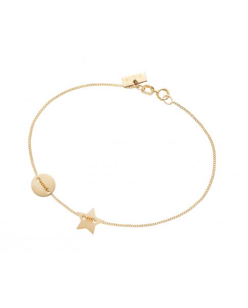 Classic Gold Bracelet N°78