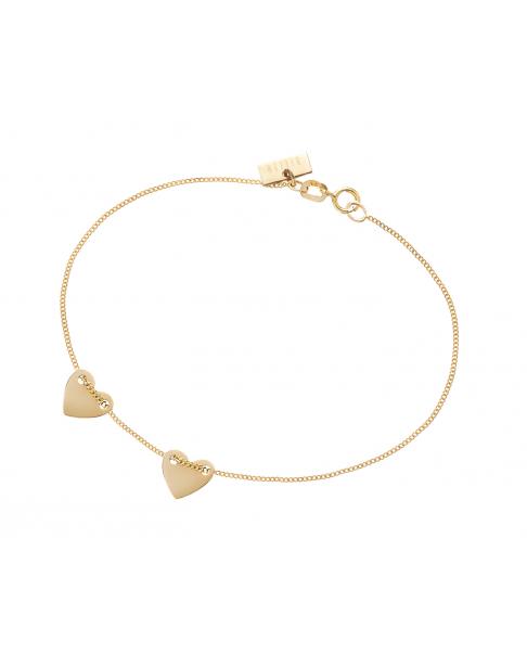 Classic Gold Bracelet N°79