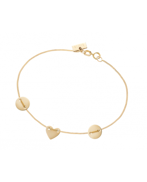 Classic Gold Bracelet No6