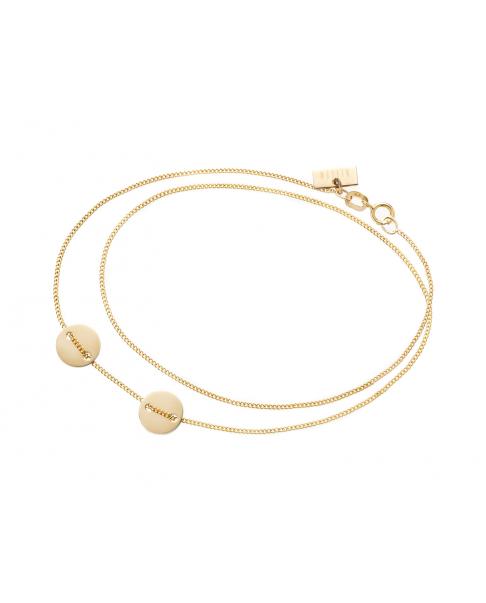 Classic Gold Bracelet N°83