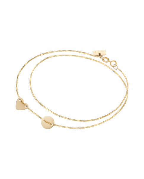 Classic Gold Bracelet No11