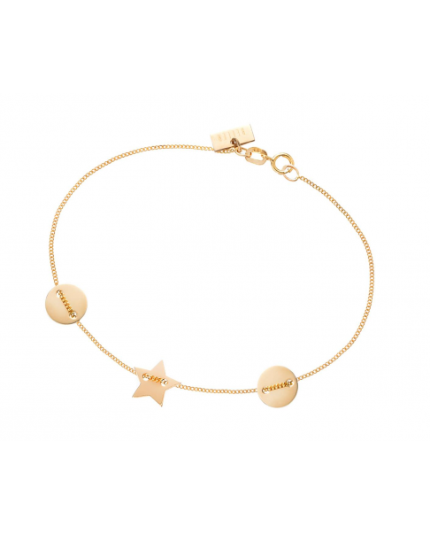 Classic Gold Bracelet N°85