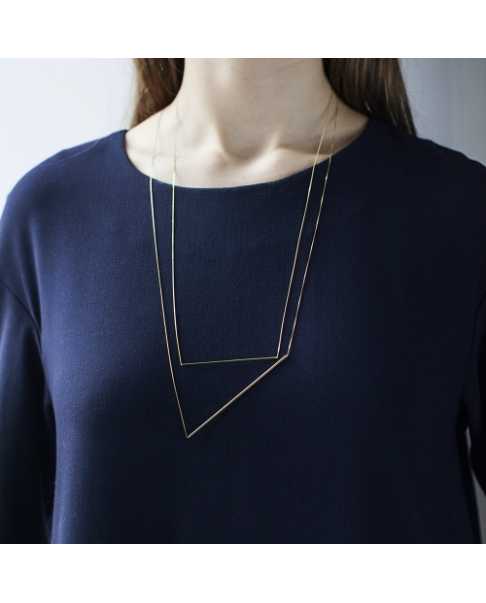 Simple Gold Necklace N°3