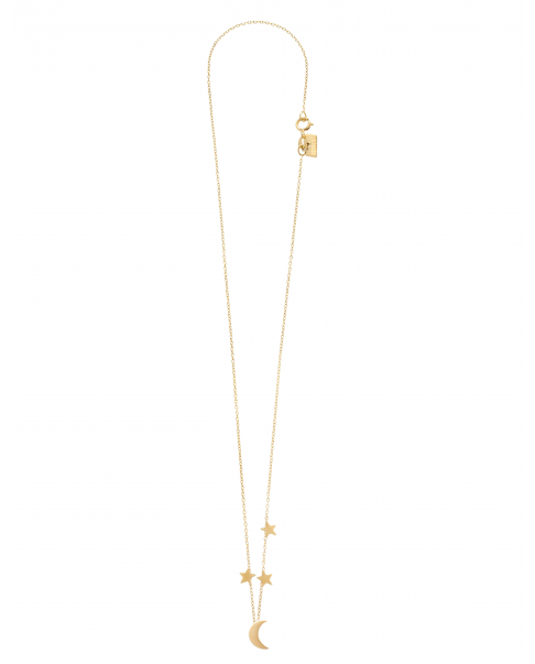 Classic Gold Necklace N°12