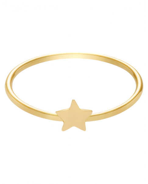 Classic Gold Ring N°14