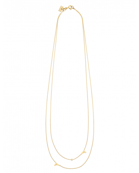 Classic Gold Necklace N°7