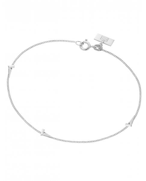 Classic Silver Bracelet N°88