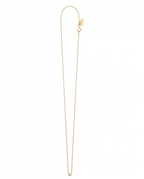 Geometric Gold Necklace N° 1