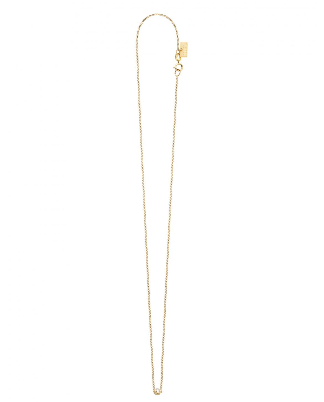 Geometric Złoty Naszyjnik N° 1