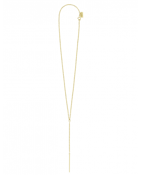 Simple Gold Necklace N°11