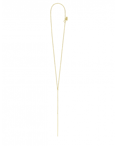 Simple Gold Necklace N°12