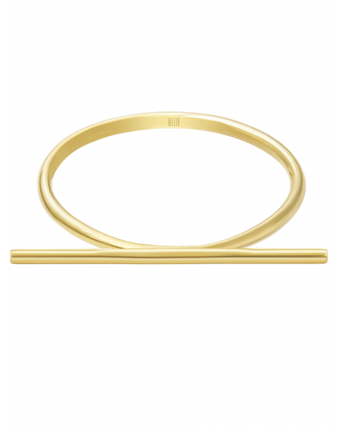 Simple Gold Ring N°25