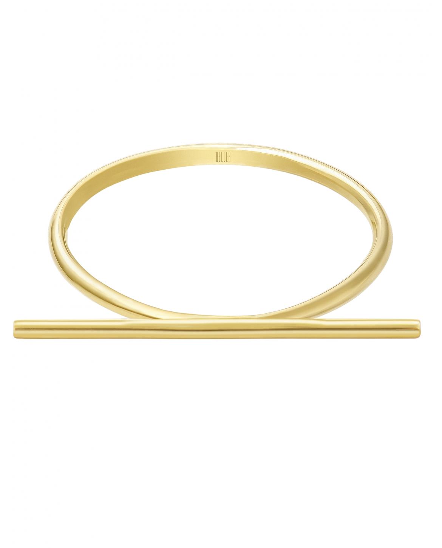 Shine Złoty Pierścionek No1