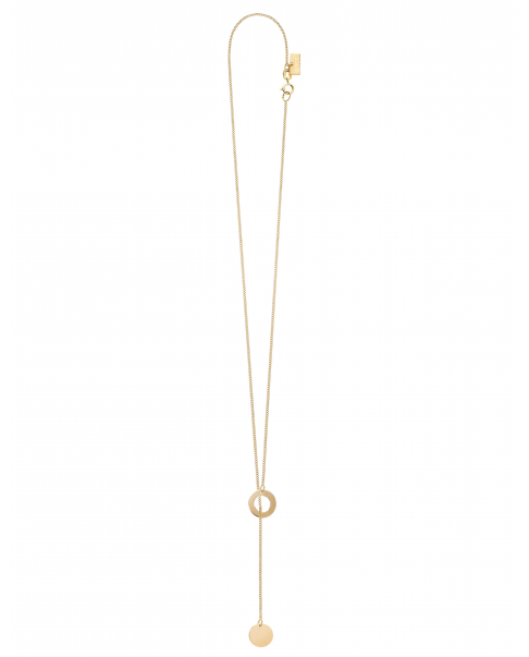 Classic Gold Necklace N°23