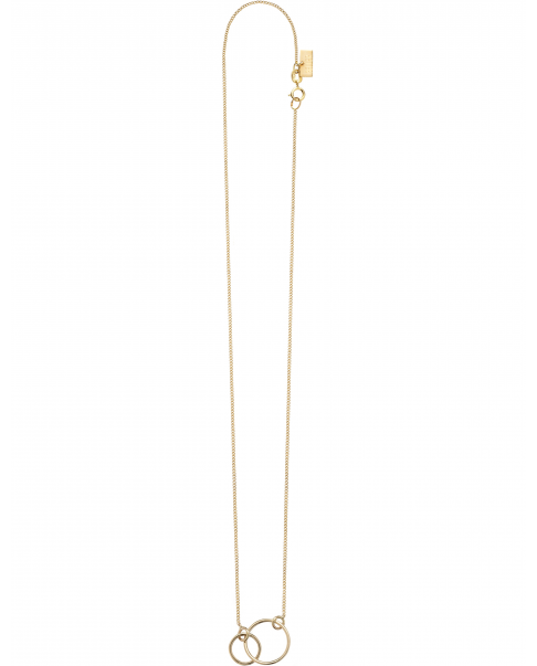 Classic Gold Necklace N°45