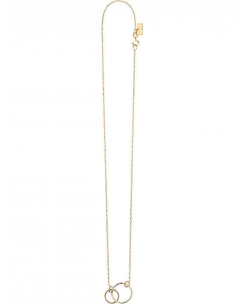 Classic Złoty Naszyjnik N°45