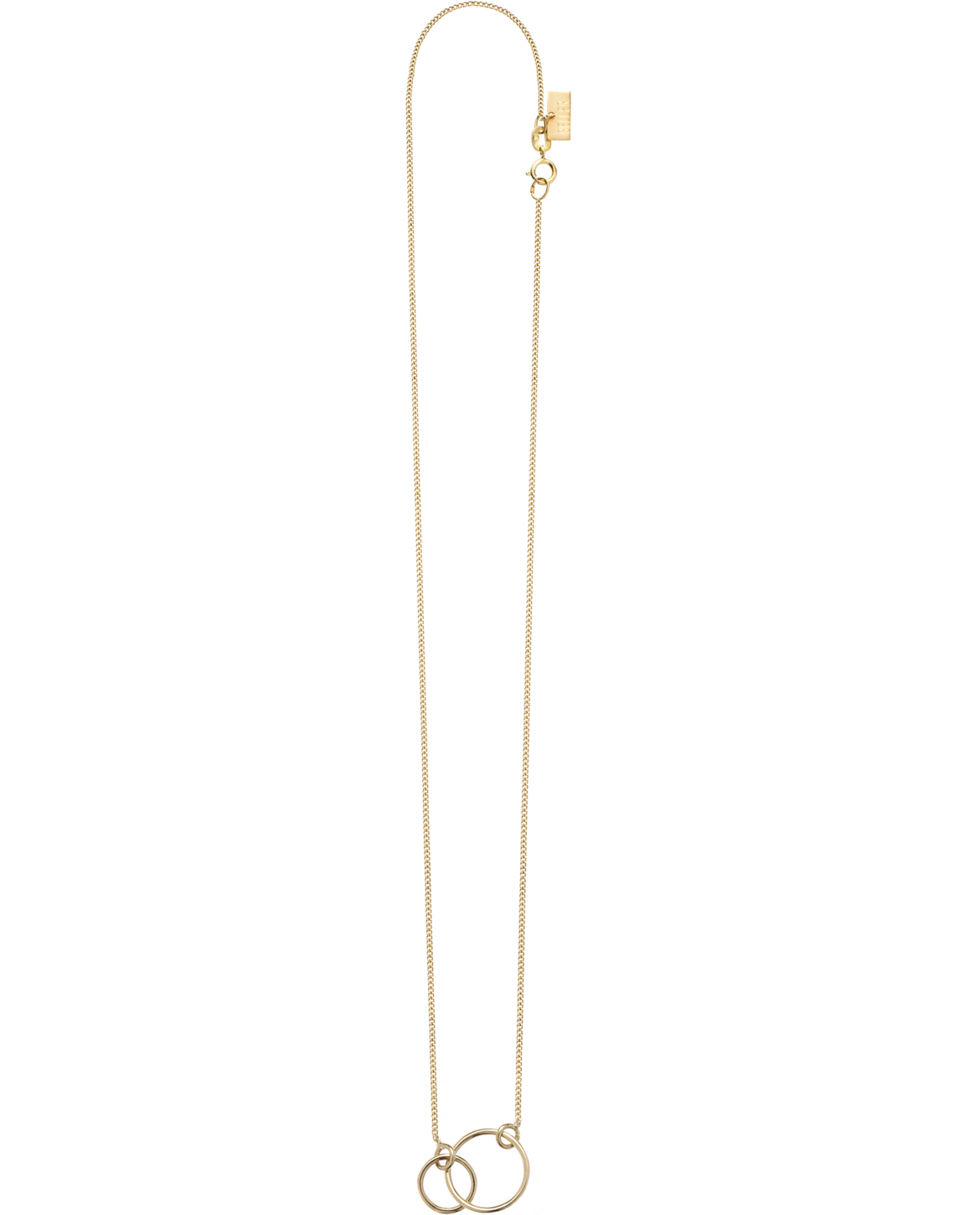 Classic Gold Necklace  No3