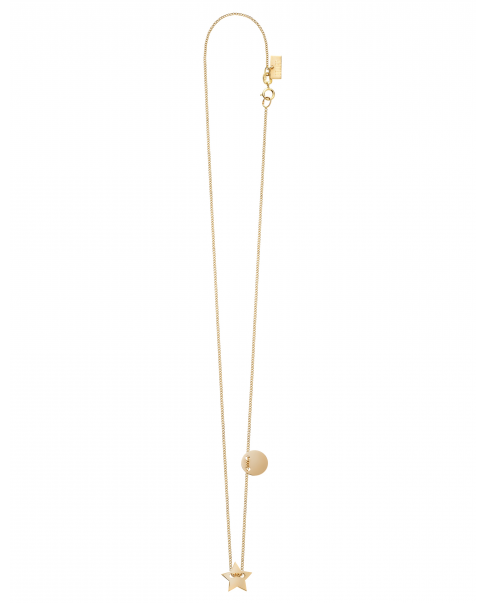 Classic Gold Necklace N°25