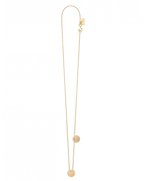 Classic Gold Necklace N°24