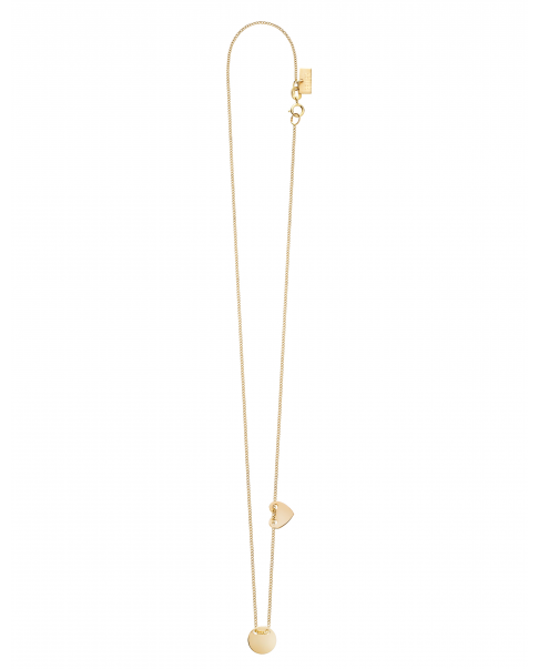 Classic Gold Necklace N°27