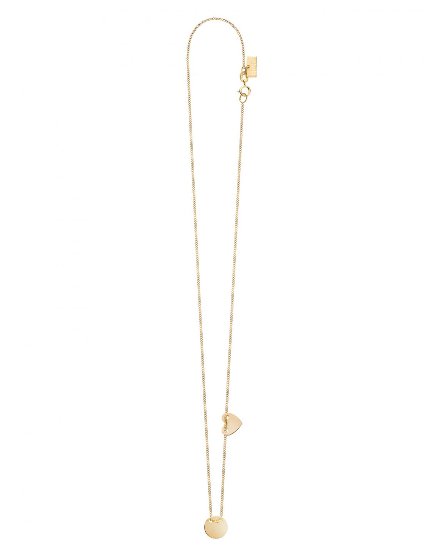 Classic Złoty Naszyjnik N° 15