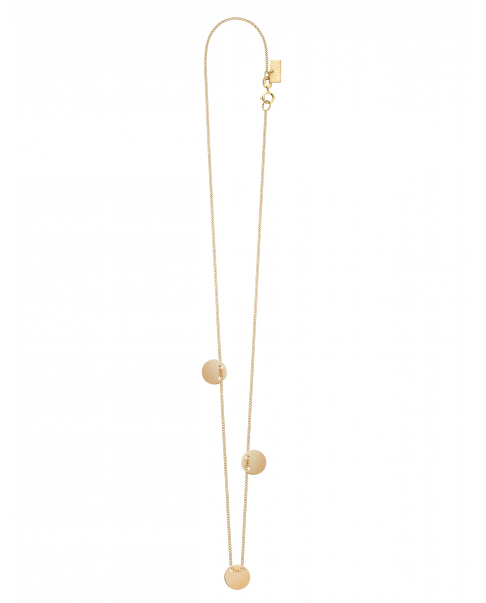 Classic Gold Necklace N° 17