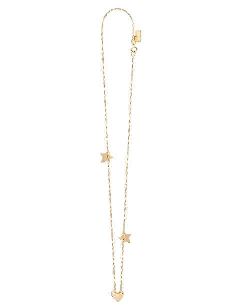 Classic Gold Necklace N°31