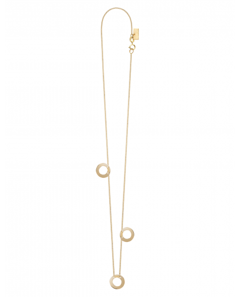 Classic Gold Necklace N°32