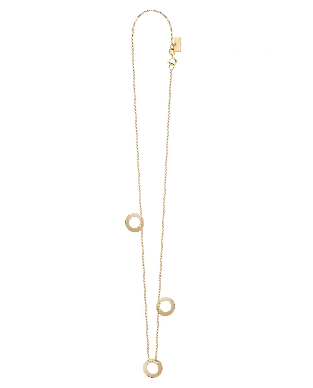 Classic Złoty Naszyjnik N° 20