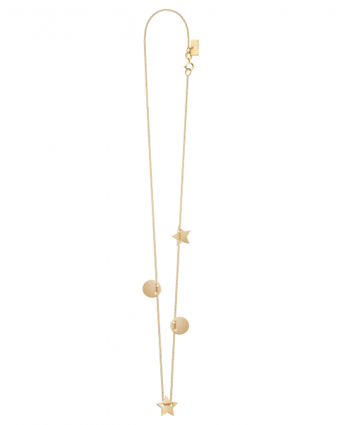 Classic Gold Necklace N°33