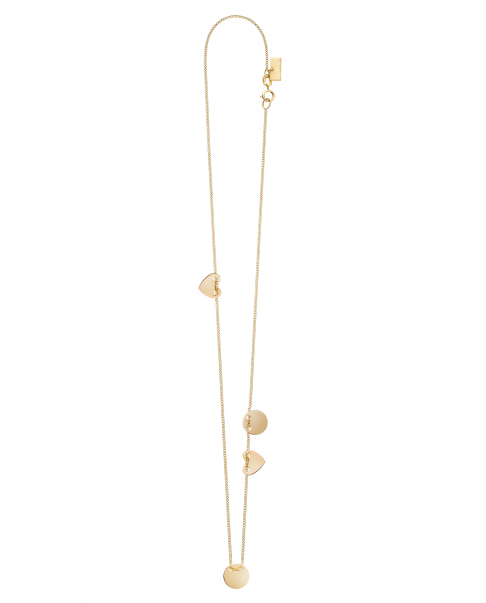 Classic Gold Necklace N°34