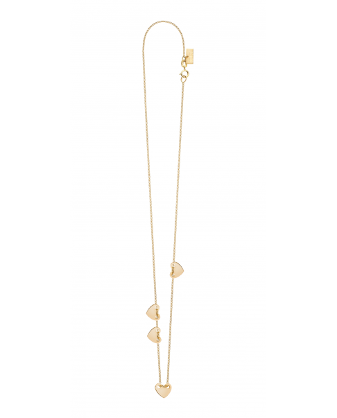 Classic Gold Necklace  No30