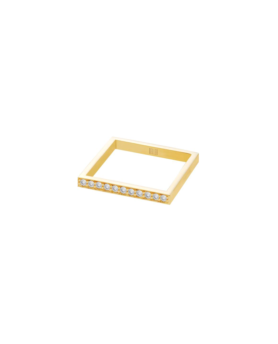 Diamond Gold Ring No1
