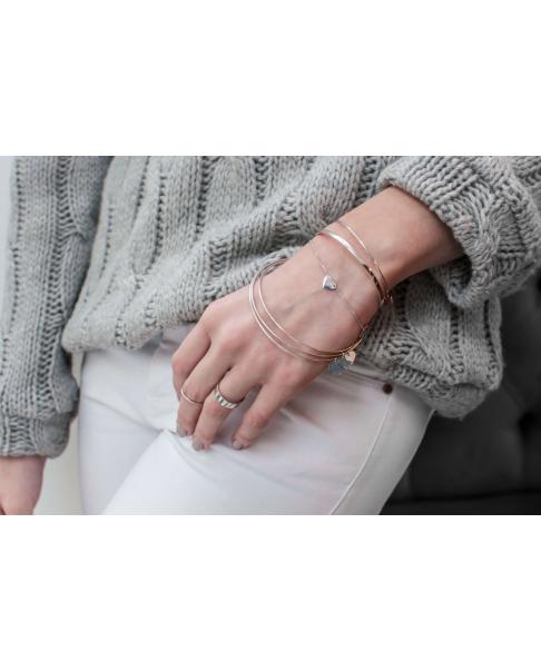 Classic Silver Bracelet N°47