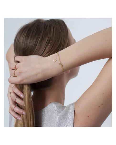 Classic Gold Bracelet No9