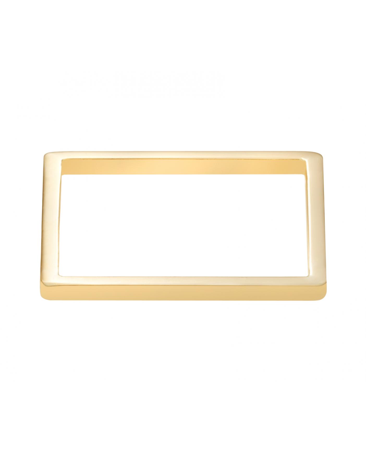 Geometric Złoty Pierścionek No4