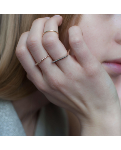 Classic Gold Ring N°86